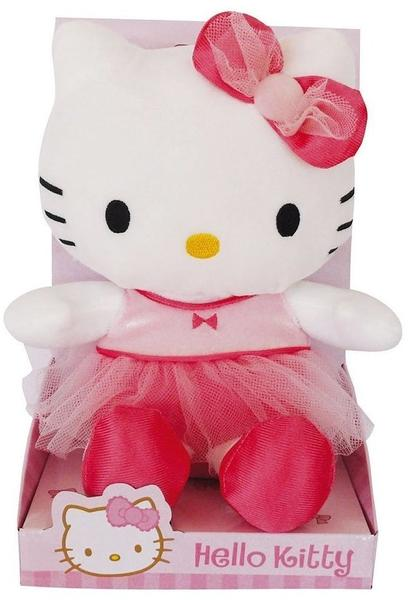 Jemini Hello Kitty - Ballerina-Plüsch im Geschenkkarton 27 cm