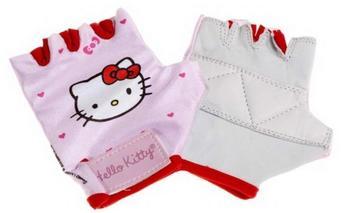 Bike Fashion Hello Kitty Handschuh Größe 4,