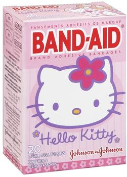 "Band-Aid Band Aid ""Hello Kitty"" USA Import 20 Pflaster"