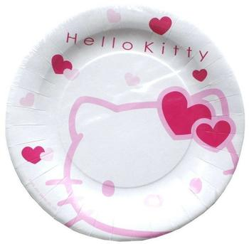 HELLO KITTY Hello Kitty Partyteller Apfel