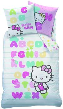 CTI Bettbezug Hello Kitty ABC