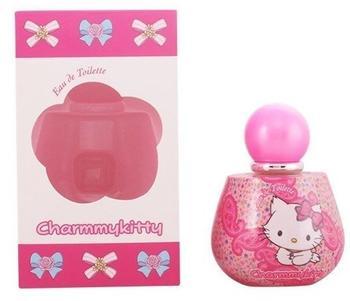 Hello Kitty Charmmy EDT Vaporisateur, 1er Pack (1 x 75 g)