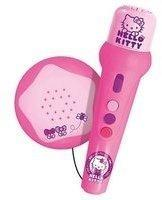 Hello Kitty Mikrofon Hello Kitty, mit Verstärker