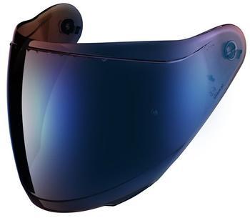 Schuberth Visier M1 blau verspiegelt