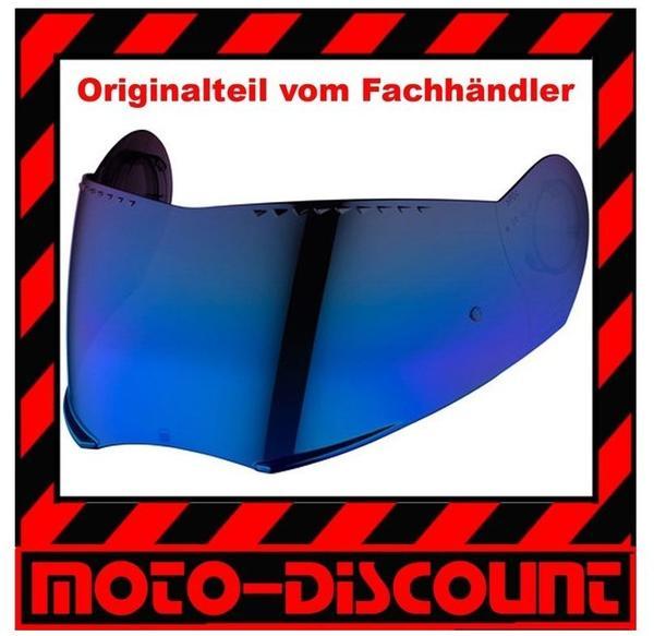 Schuberth Visier S2 / C3 / C3 Pro blau verspiegelt XL-XXXL