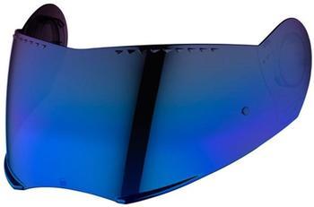 Schuberth Visier S2 / C3 / C3 Pro blau verspiegelt XXS-L