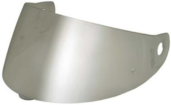 Nolan N1 silber verspiegelt XL-XXXL