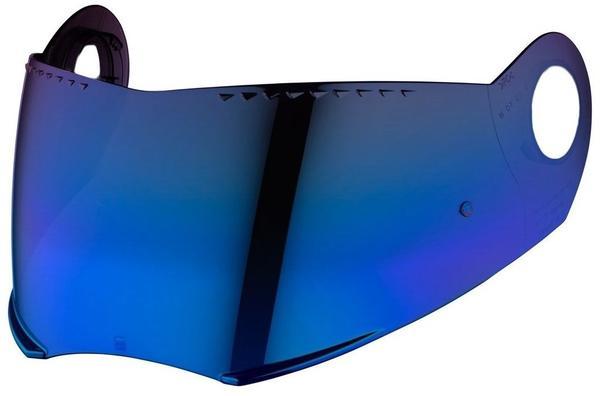Schuberth Visier E1 blau verspiegelt XL-XXL