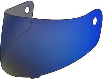 Nolan N2 blau verspiegelt