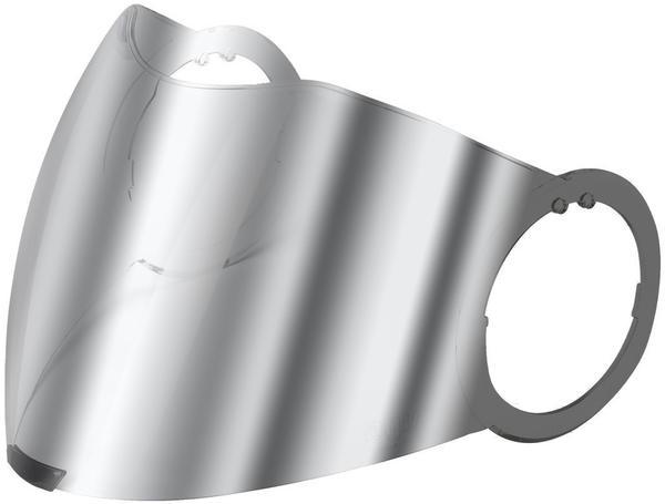 AGV Visier City 18-1 silber verspiegelt (XS-S)