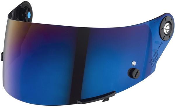 Schuberth Visier SR2 blau verspiegelt
