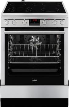 AEG CCB6440BBM (Schwarz, Weiß)