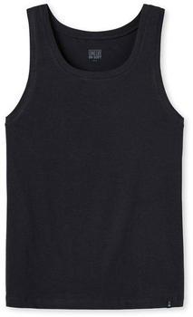Schiesser Shirt Long Life Soft schwarz (149042/001)