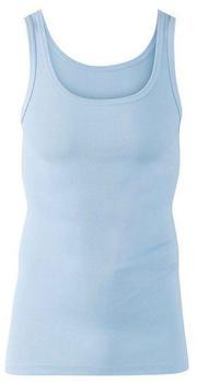 Calida Classic Twisted Cotton Athletic-Shirt blau (12010-680)