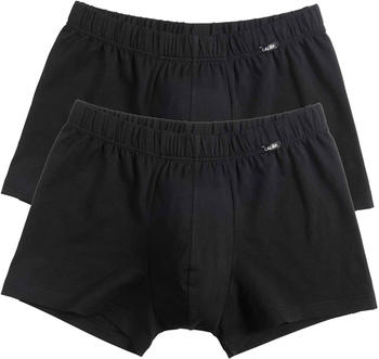 Calida Benefit Men New Boxer im 2er-Pack schwarz (26713-992)