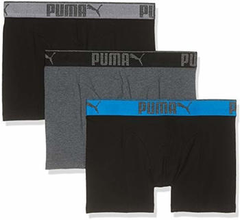 Puma Lifestyle Sueded Cotton 3er-Pack (681030001-691)