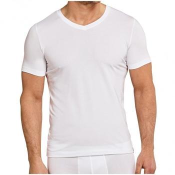 Schiesser Shirt 1/2 Arm Long Life Soft weiß (149043-100)