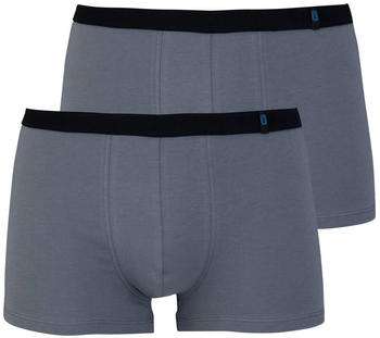 Schiesser Trunks (158698) anthracite