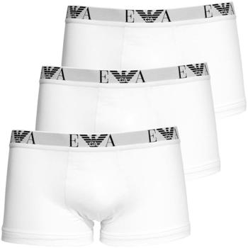 Emporio Armani 3-Pack Trunks white (111357-CC715-16510)