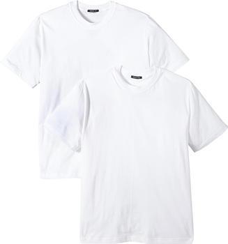 Schiesser American T-Shirts Essentials Rundhals 2er-Pack (208150)