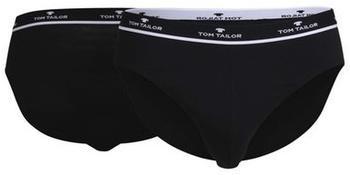 Tom Tailor Slip bedruckt (070606/6061-0930) schwarz