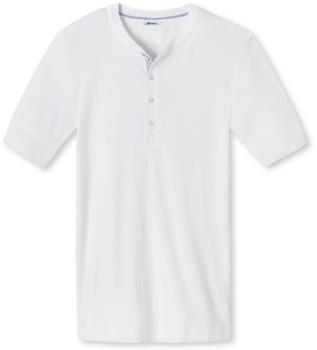 Schiesser Shirt Kurzarm Revival Karl-Heinz (160095) weiß