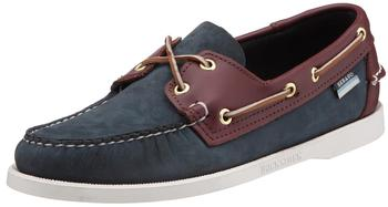 Sebago Spinnaker blue/brown