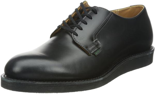 Red Wing Postman Oxford black chaparral leather