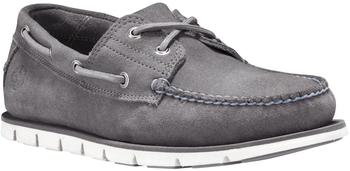 Timberland Tidelands 2-Eye Moc medium grey/suede