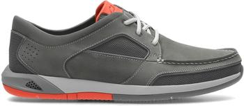 Clarks Ormand Sail dark grey/nubuk