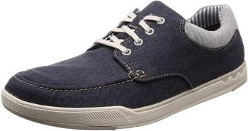 Clarks Step Isle Lace navy/canvas