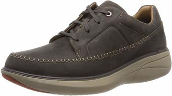 Clarks Un Geo Lace dark grey