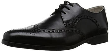 Clarks Amieson Limit Oxford black leather