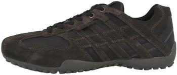 Geox Herren-Schnürschuhe Snake Sneaker grau (U4207K022MEC6372)