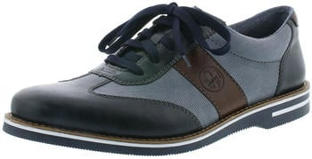 Rieker Business-Schuhe blau (12522-14)