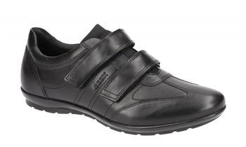 Geox Business-Schuhe schwarz (U74A5D 00043C9999)
