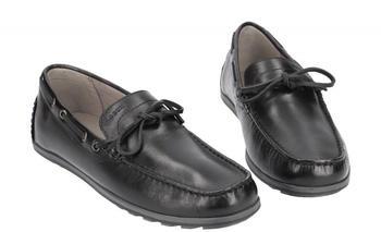 Geox Mens Loafers 00043 black (U824LB 00043C9999)