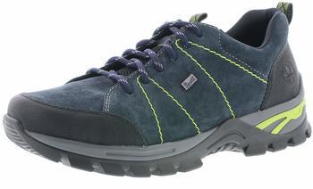 Rieker Shoe (B6819-00) blue