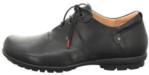 Think Shoes Think Halbschuh KONG Schwarz (3-000280-0000)
