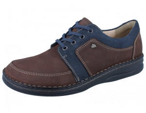 Finn Comfort Norwich grizzly/navy