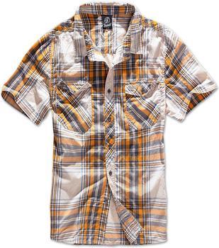 Brandit Roadstar Shirt sand-gelb