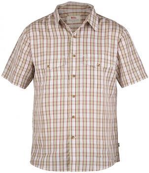 Fjällräven Abisko Cool Shirt S/S limestone