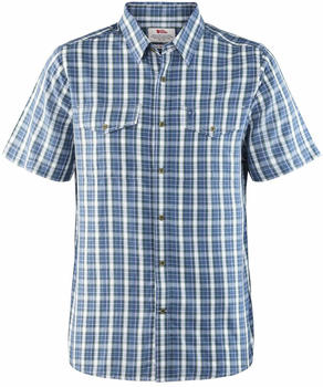 Fjällräven Abisko Cool Shirt S/S uncle blue