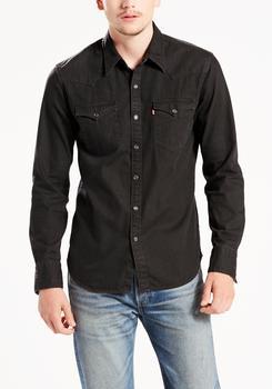 Levi´s Barstow Western Shirt black