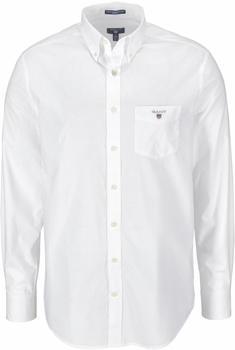 GANT Regular Broadcloth Shirt weiß (3046400-110)