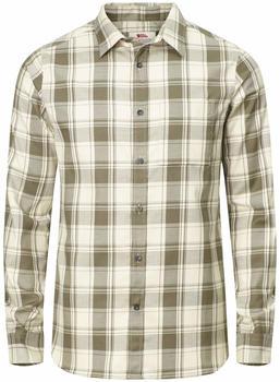 Fjällräven Övik Flannel Shirt LS tarmac