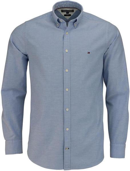 Tommy Hilfiger Slim Fit Oxford-Shirt blue (MW0MW03745)