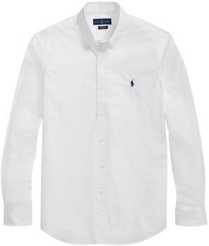Ralph Lauren Slim-Fit Popelinehemd weiß (710705269)