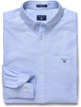 GANT Oxford Hemd capri blue (3046000-468)