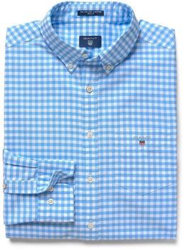 GANT Oxford Hemd capri blue (3046200-468)